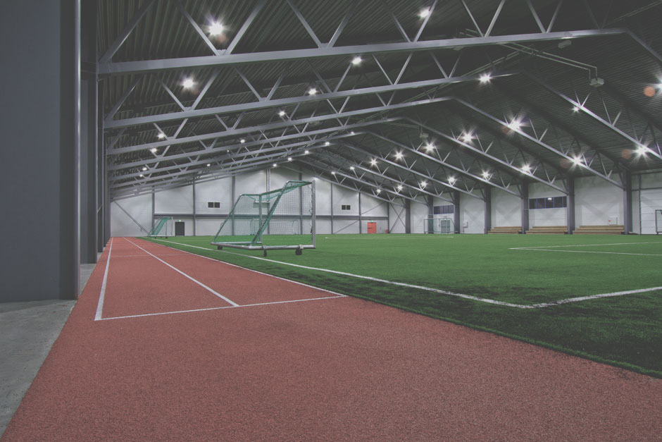 Løpebane - 60 meter tartandekke